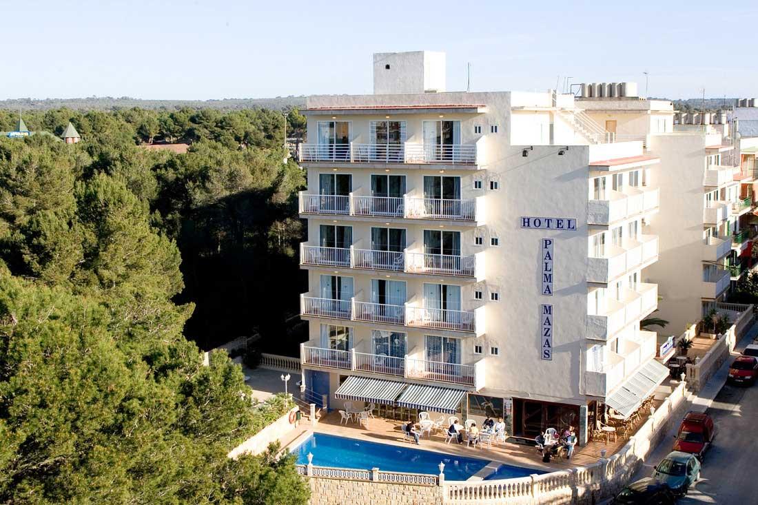 Hotel Palma Mazas, Playa de Palma