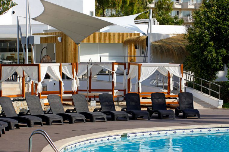 Hotel Pamplona, Playa de Palma