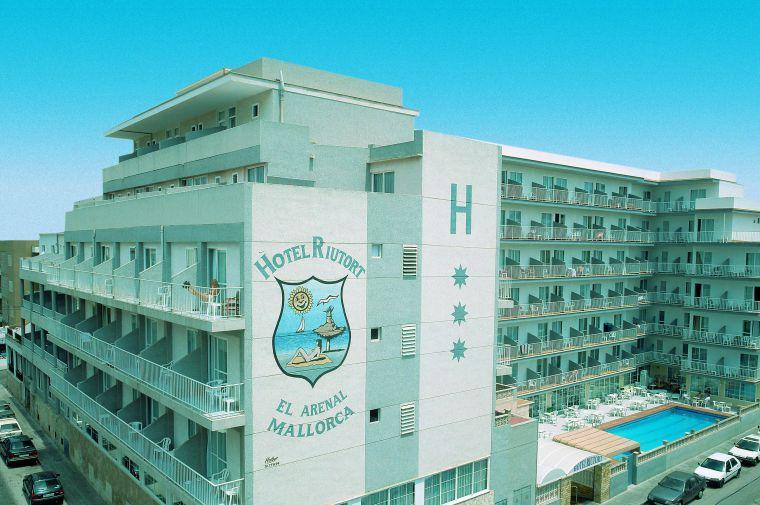 Hotel Riutort, Playa de Palma