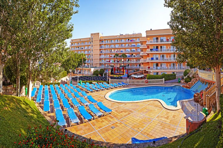 Palma Bay Club Resort, Playa de Palma