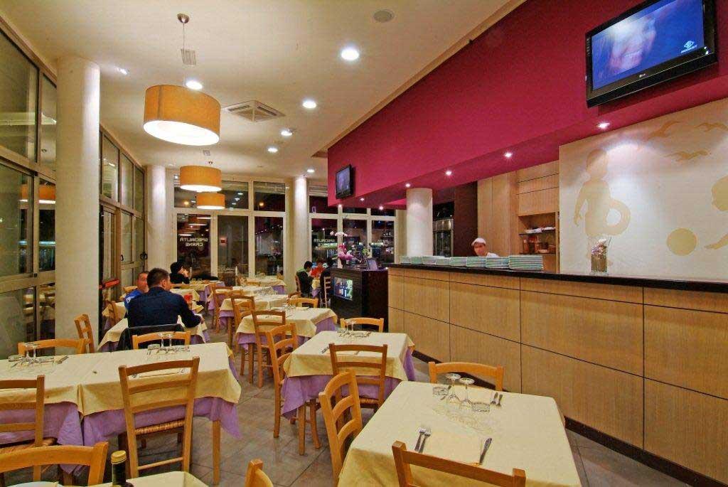 Hotel Alpen, Rimini