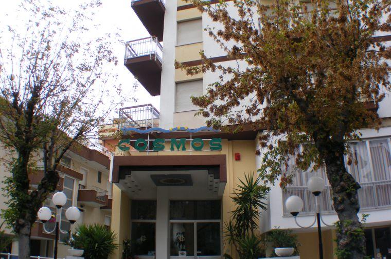 Hotel Cosmos, Rimini