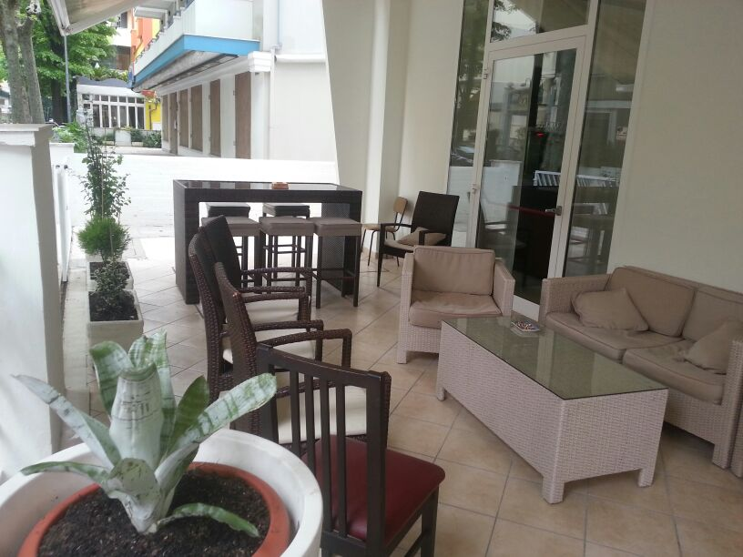 Hotel Cuba, Rimini