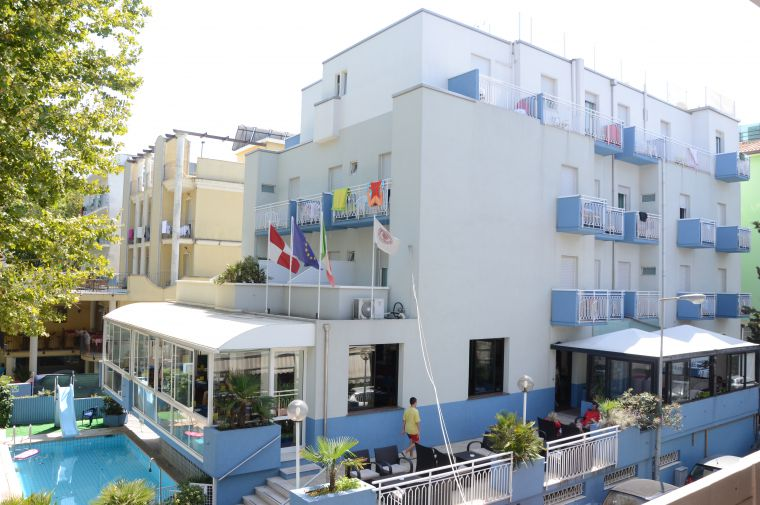Hotel Diamond, Rimini