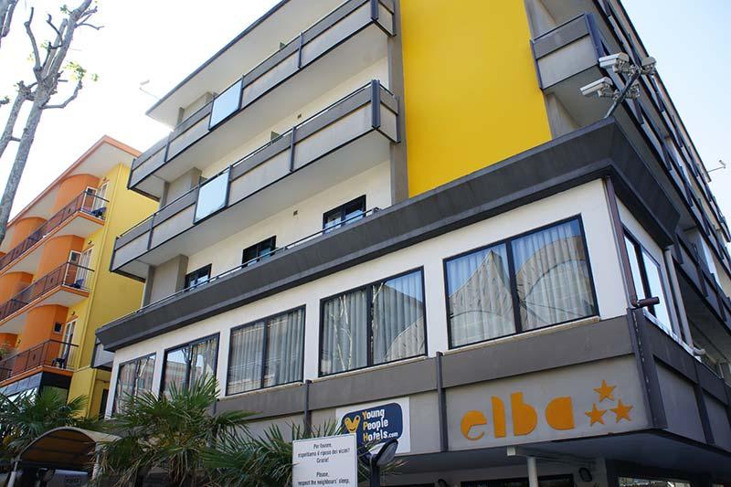 Hotel Jugendhotel, Rimini