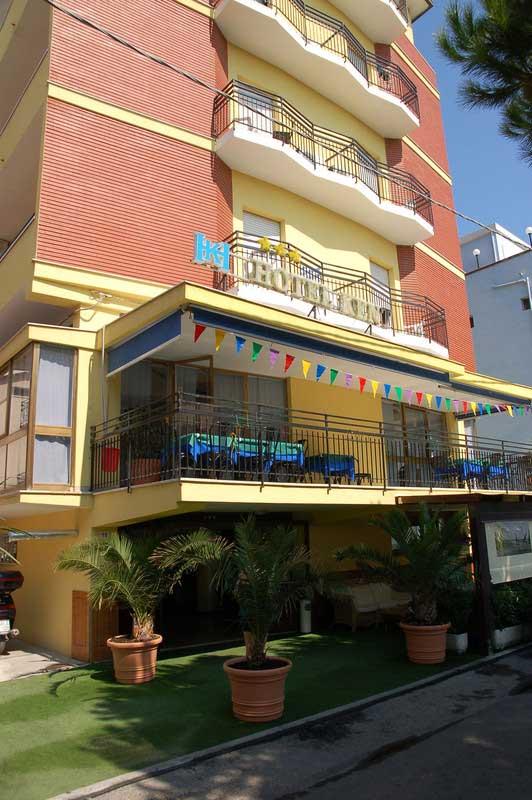 Hotel Kent, Rimini