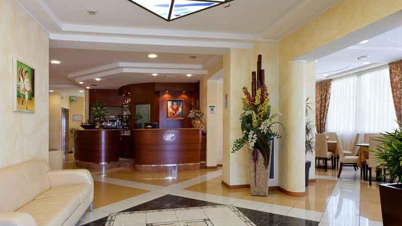 Hotel Palm Beach, Rimini