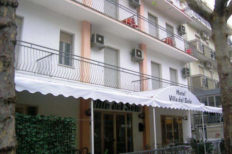 Hotel Villa del Sole, Rimini