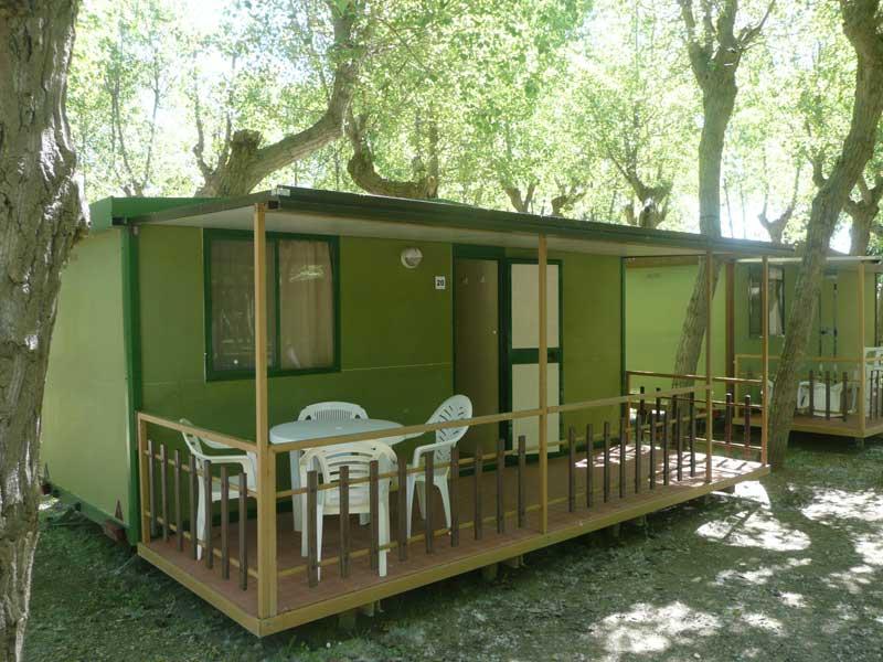 Mobile Home Bungalows, Rimini