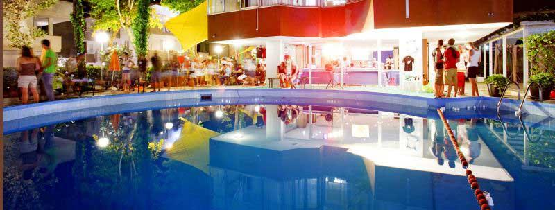 ruf-younglife Hotel Gastone Riviera, Rimini