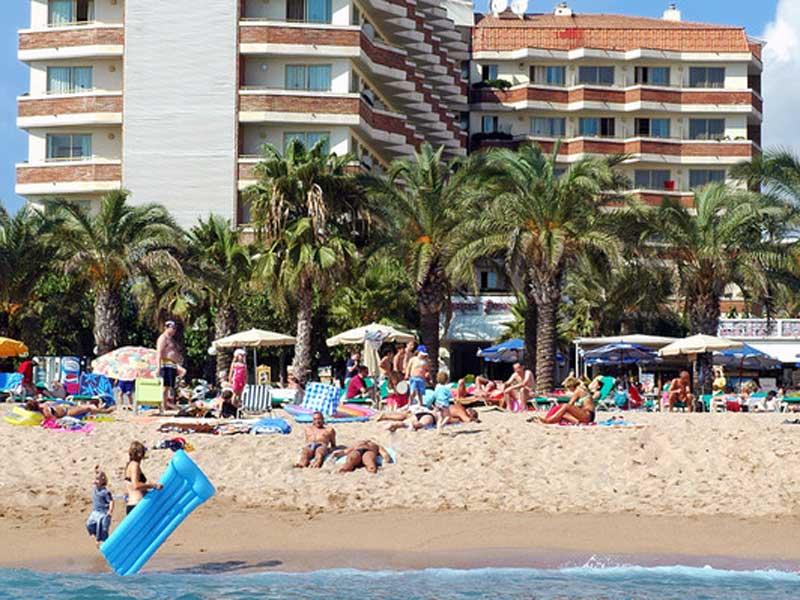 H-Top Hotel Royal Sun, Santa Susanna