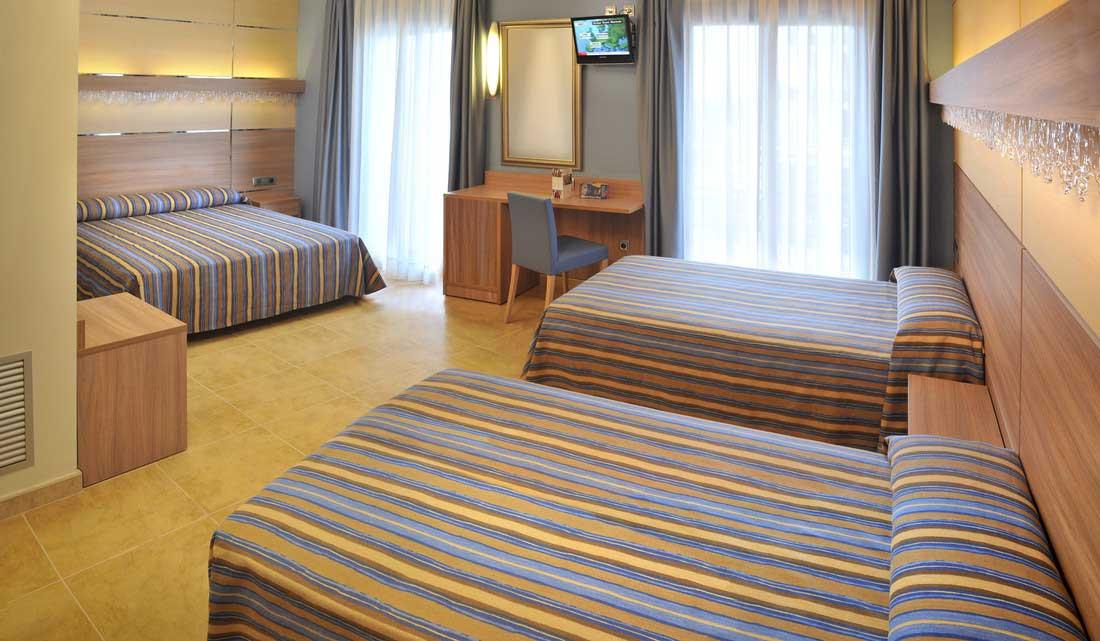 Hotel Alhambra, Santa Susanna