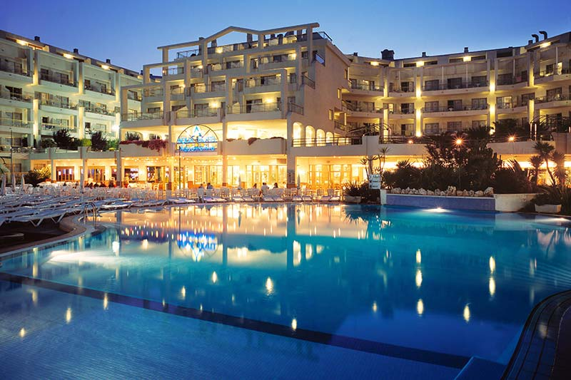 Aqua Hotel Aquamarina And Spa Santa Susanna All Inclusive