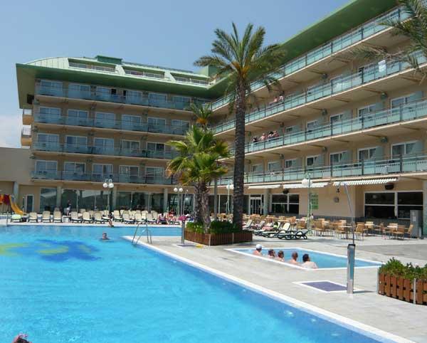 Hotel Caprici, Santa Susanna