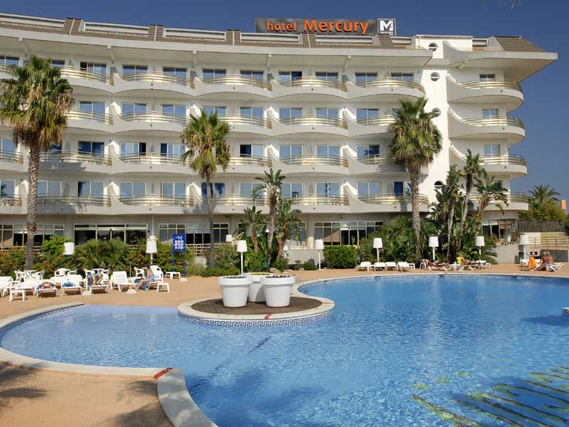 Hotel Santa Susanna Resort Costa Brava Spain