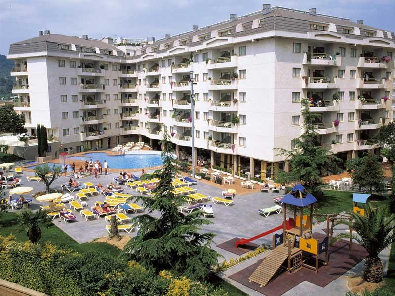 Hotel Montagut, Santa Susanna