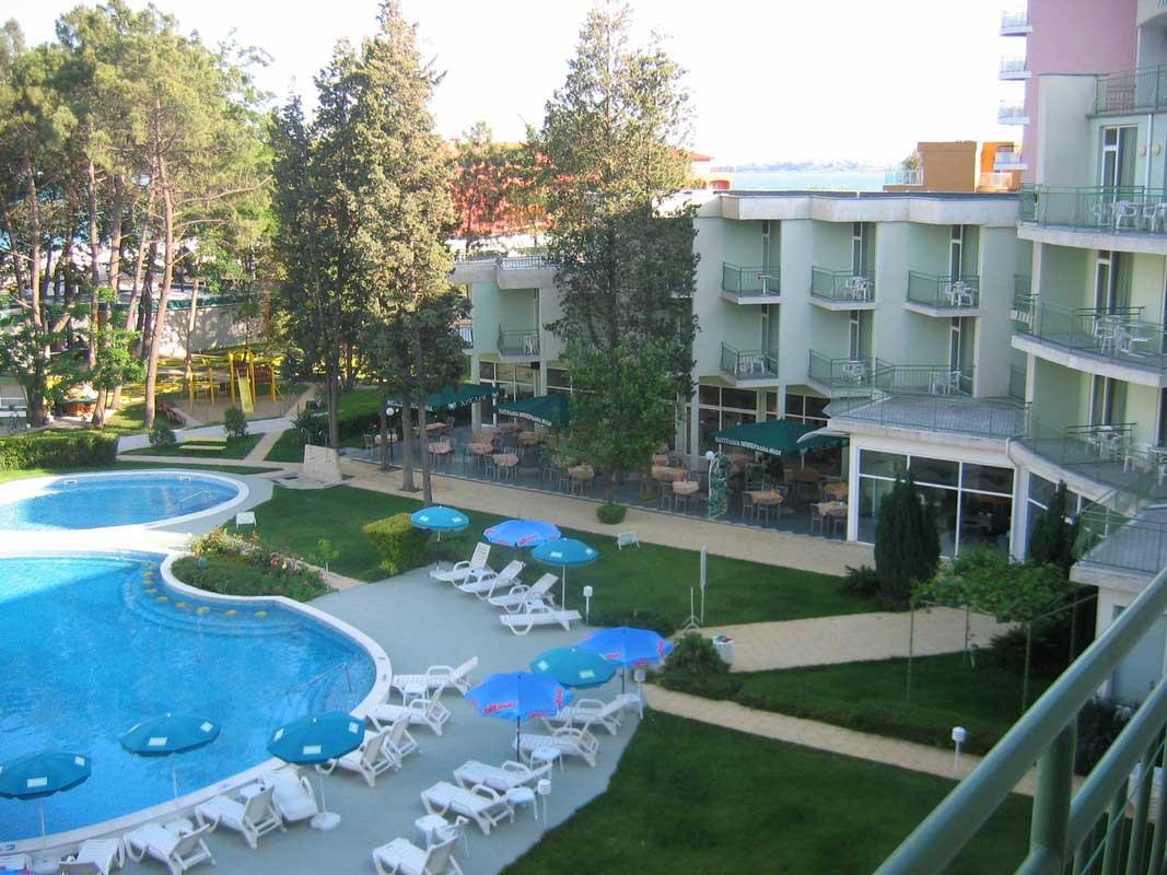Hotel Avliga Beach, Sonnenstrand