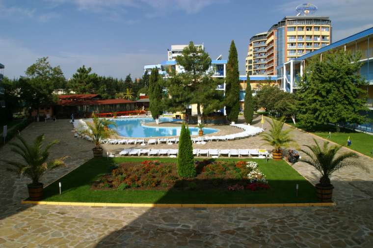 Hotel Azurro, Sonnenstrand
