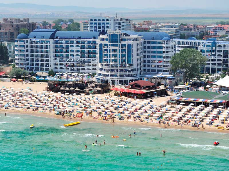 Hotel Chaika Beach, Sonnenstrand