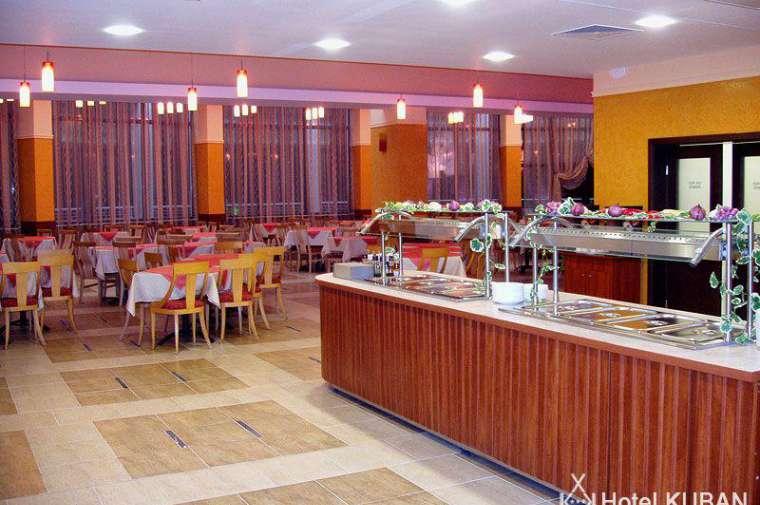 Hotel Kuban, Sonnenstrand