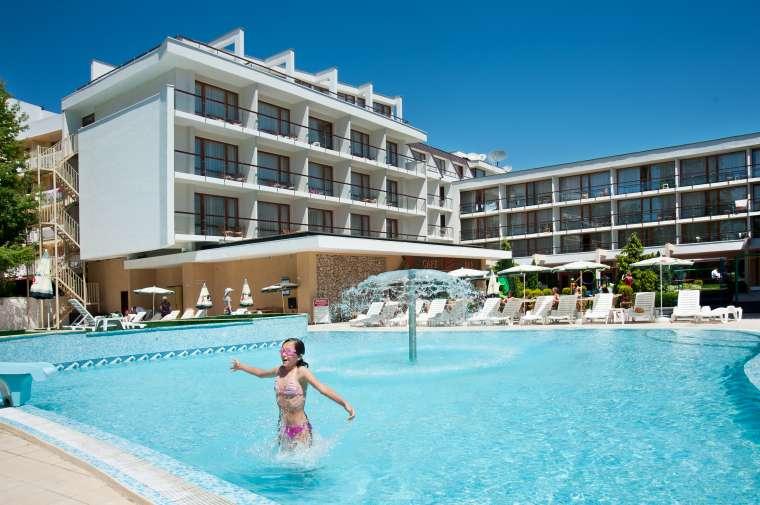 Hotel Mercury, Sonnenstrand