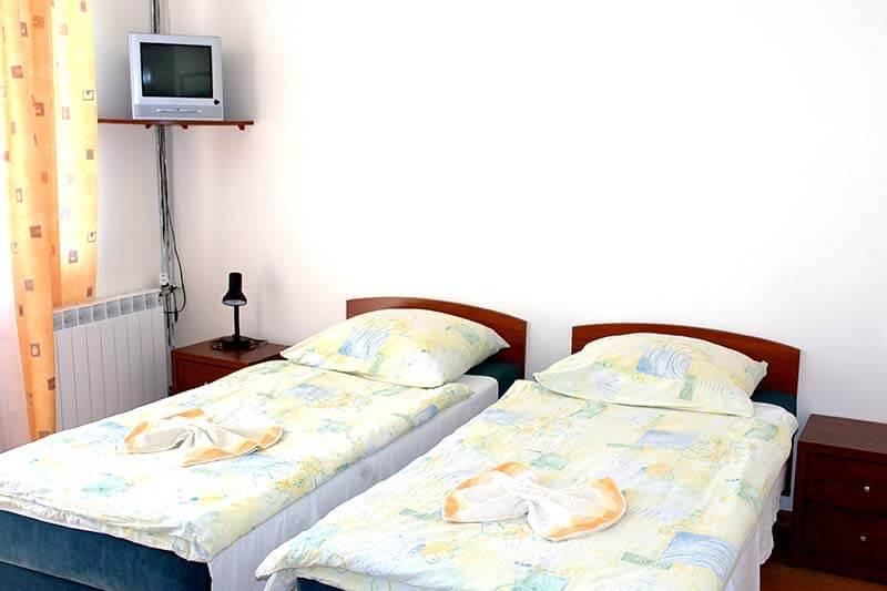 Ferienhotel Graal, Swinemünde