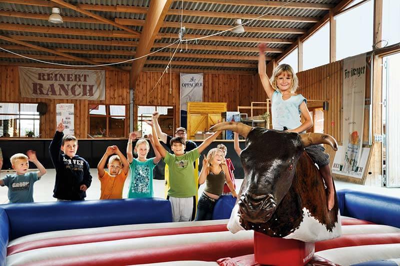 Reinert Ranch, Trebendorf
