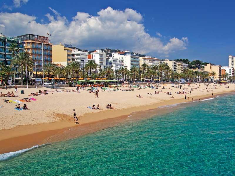 Beach Bars Lloret De Mar